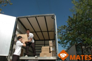 movers in action