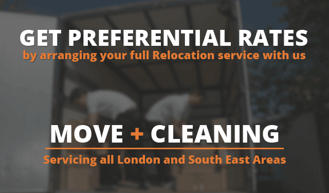 Preferential Rates for Moving Out With Cleaning