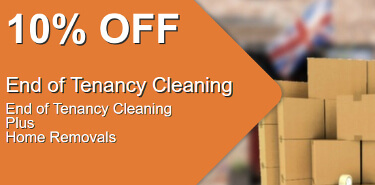 home removal and tenancy cleaning deal