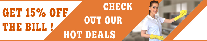 Special deals when combining end of tenancy cleaning with other home services.